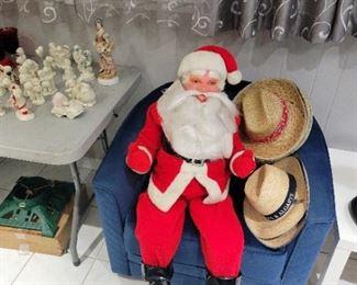 Polk Santa Claus