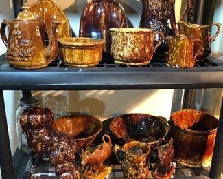 Bennington Pottery Rockingham
