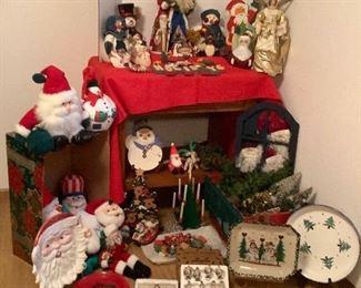 Christmas Decor I