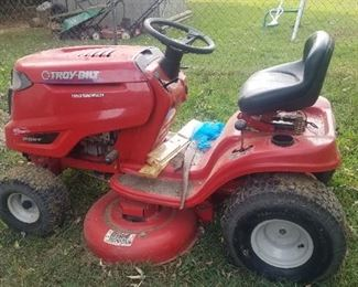 Mover does run! Been sitting for a couple of years so will need new battery but does jump off