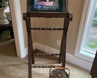 Solid Wood Lectern/Book Stand!