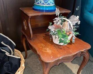 Vintage End Table!