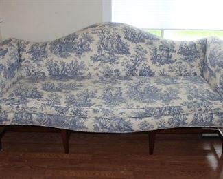 Williamsburg Etoile Couch