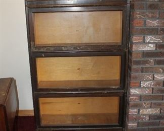 Weis Barrister Bookcase