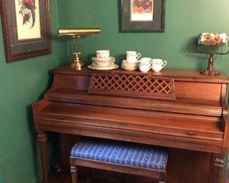 Kimball Upright / Console Piano