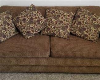 Genuine La-Z-Boy couch- Like new