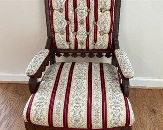 Chair Made for a Queen