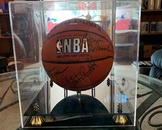 Signed and Authenticated HOF