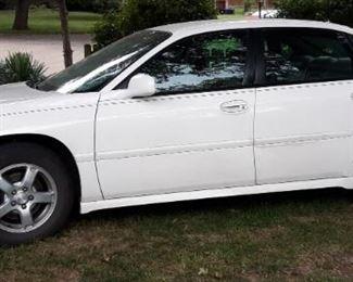 2005 chev impala v6 motor, front wheel drive, leather interior 106,480 miles.