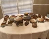 Artist Hand Made McKean Pottery
