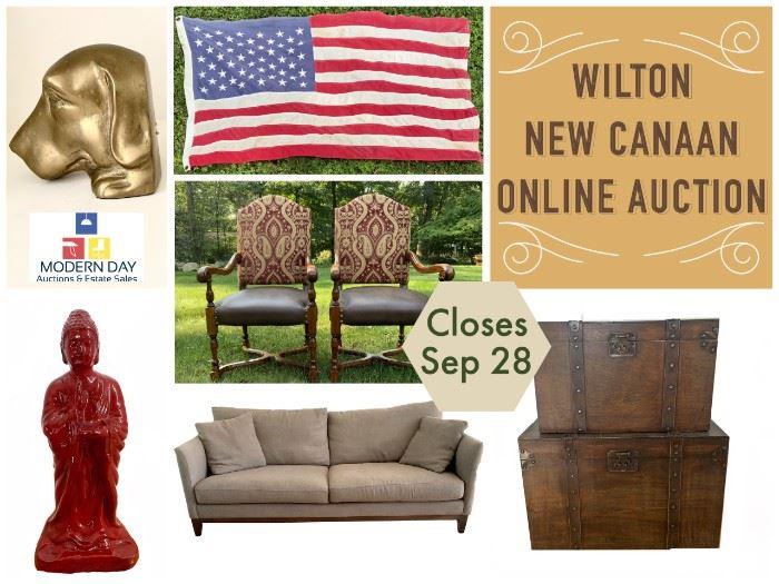 WILTON New Canaan