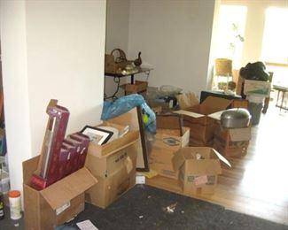 Household Supplies, Glassware