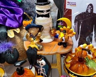 It's like a Halloween Store in this home.  You will be amazed!