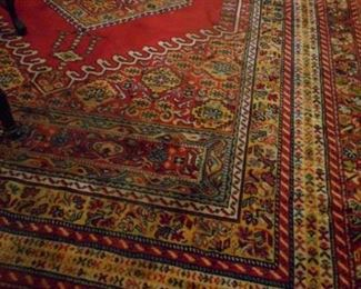 One of several Karastan area rugs