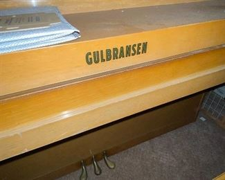 Gulbransen vintage upright piano