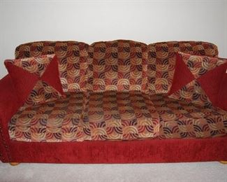 Quality Upholstered Sofa