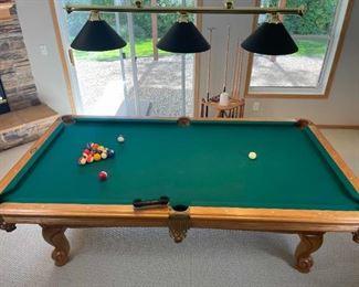 Gordon Taylor Billiards Table