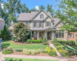 $1.8 Million Dollar Home in East Cobb