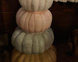 Large outdoor pumpkin $120