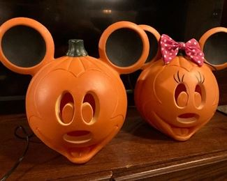Rare Mickey and Minnie Mouse $100