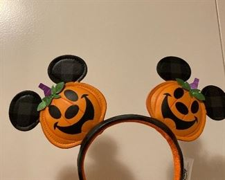 Halloween mouse ears $40