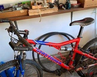 2001 Gary Fisher Sugar 3 mountain bike