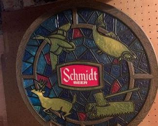 Another Schmidt beer sign