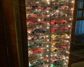 1:24 scale NASCAR die cast cars