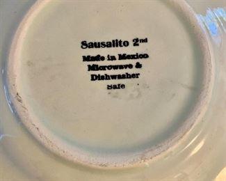 Detail pasta/salad