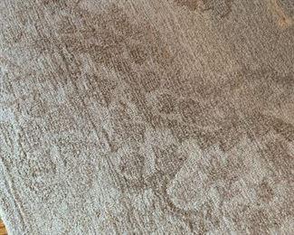 "#10Pottery Barn ""Kenley"" hand worsted wool rug 8'x10' $125.00"