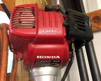 Honda gas powered weed wacker