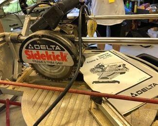 Delta Sidekick