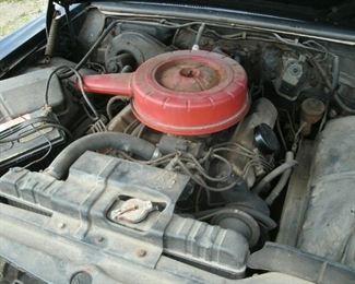 215 ci. engine aluminum block