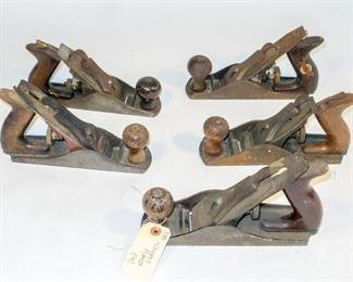 Mixed lot--Dunlap, Fulton, Craftsman planes