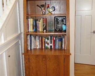 Hunt Country Furniture Slant Back Cupboard $600