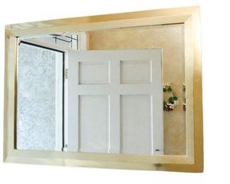 1.Contemporary Wall Mirror