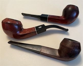 I know absolutely nothing about Pipes, but I think they're pretty and that's all that really matters right?
