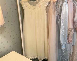More soft flowy night gowns, don't they just feel like the most comfortable things in the world?
