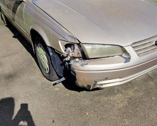 1997 TOYOTA CAMRY CE/LE/XLE Needs Work