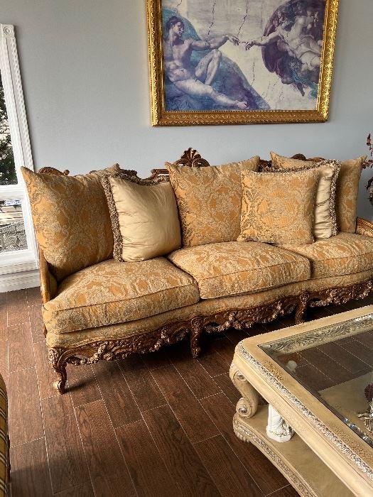 Sofa By Tomlinson $3,500