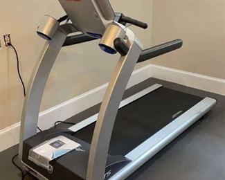 Lot #22: Life Fitness Treadmill