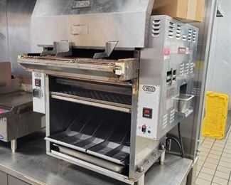 Nieco Automatic Broiler(#JF63-2G)