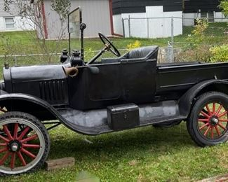 1918 Model T Ford Pickup Truck (B001) Taking Offers