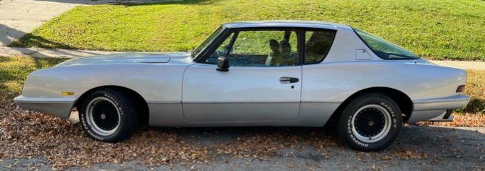 1984 Avanti  89,000 miles (B002) Taking Offers