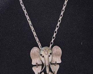 005 Elephant Necklace