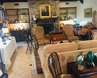 This warm and inviting sale filled with historical treasures is waiting for you.