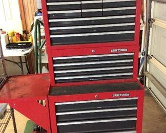 Large Craftsman Tool Box
