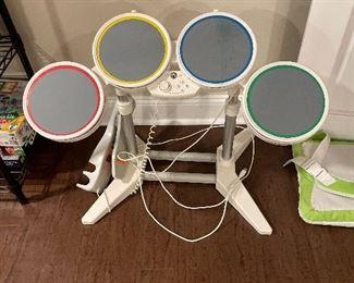 Wii Rock Bank Drums