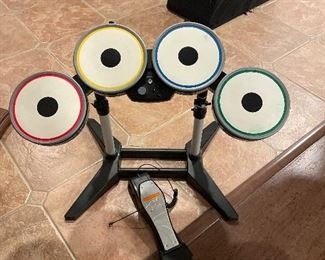 Wii Rock Bank Drums (Beatles)