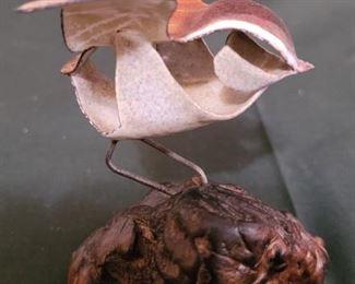 BRUMM BIRD SCULPTURE